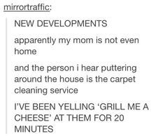 Sounds like something my brother would do!!