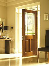 When it comes to external doors, particularly for residential properties, you're usually looking for a front or a back door. This means it's vital that these doors look great. External Doors, Back Doors, Solid Wood, Exterior, Building, Furniture, Home Decor, Products, Decoration Home