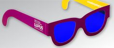 lupus_custom_decoder_glasses Prize Giveaway, 3d Glasses, Secrets Revealed, Special Events, Rainbow, Rain Bow, Rainbows