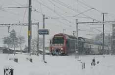 Free Image on Pixabay - Train, Sbb, S Bahn, Winter Free Pictures, Free Photos, Free Images, Swiss Railways, S Bahn, Public Domain, Alps, Switzerland, The Unit