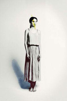Surrealist Fashion Collages - These Anton Bundenko and Jenya Vyguzov