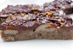 Sprinkled with Flour: Turtle Cookie Bars