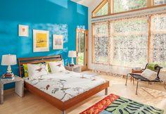 Mt. Desert Island - contemporary - bedroom - portland maine - Irvin Serrano