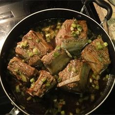 Chinese Braised Spare Ribs - I will use beef short ribs ... kd Allrecipes.com