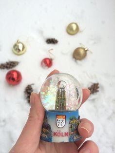 Köln - Germany snow globe