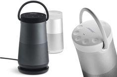 Enceintes Bluetooth: Bose dévoile les Revolve et Revolve+ pour un son à 360° (Presse-citron)