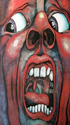 King Crimson - In The Court Of The Crimson King #KingCrimson