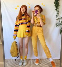 56 teenager outfits that will make you say wow 3 80s Fashion, Look Fashion, Korean Fashion, Fashion Outfits, Womens Fashion, Quirky Fashion, Fashionable Outfits, Mode Outfits, Retro Outfits