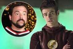 Kevin Smith Will Direct an Episode of 'The Flash'
