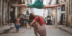 Breathtaking photos captured of Cuba's legendary ballet
