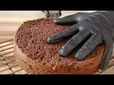 Το πιο εύκολο & αφράτο Παντεσπάνι - The Best Sponge Cake Ever - YouTube Greek Desserts, Greek Recipes, Chocolate Sponge Cake, Chocolate Desserts, Cookie Frosting, Cupcake Cakes, Cupcakes, Cake Recipes, The Best