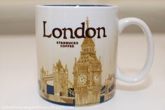 Starbucks Mugs | Starbucks City Mugs: LONDON ICON MUG