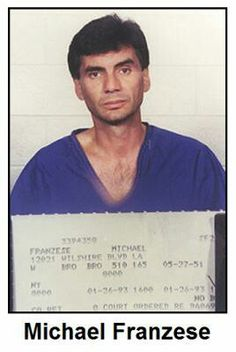 "Michael Franzese,son of John Sonny Franzese.Also known as the ,""Yuppie Don"" and ""The Mafia Prince.""His own father put a hit on him."