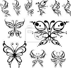 Tatuaje Ilustracion Del Vector Objetos Aislados No Tendra Marca De