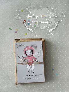 faire part de naissance personnalisé Stationery, Paper Crafts, Gift Wrapping, Invitations, Photos, Announcement, Tiny Tiny, Arc, Blog