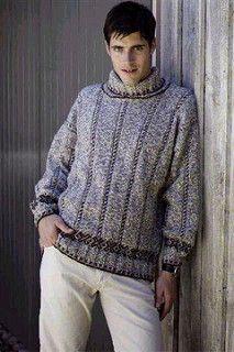 Men in wool sweater (33)