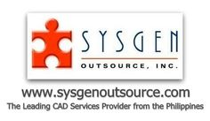 Sysgen Outsource is the Leading CAD Services Provider in the Philippines.