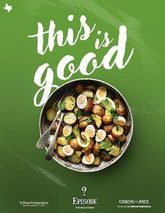 Advertising Design, Dog Food Recipes, Beans, Fruit, Vegetables, Cooking, Cuisine, Promotional Design, Veggies