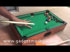 โต๊ะสนุกเกอร์ เกมส์โต๊ะพูล - YouTube