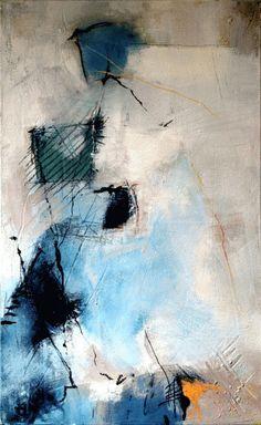 lumière spatiale (Peinture 1999/04) - Olivier Juredieu Architecte, Peintre, Photographe