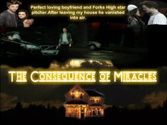 The Consequence of Miracles   By: Travis Birkenstock  (BANNER BY Anarodfranco) Sometimes, the miracles we plead for come at a terrible price. AH, dark subject matter. THIS IS A GREAT FIC AND A MUST READ REC.  https://www.fanfiction.net/s/10348853/1/The-Consequence-of-Miracles