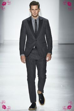 Todd Snyder Fashion Show Menswear collection Spring Summer 2016 in New York