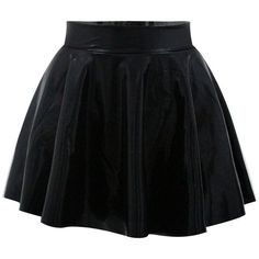 Sexy Black Taffeta Mini Pleated Skirt ($13) ❤ liked on Polyvore featuring skirts, mini skirts, black, bottoms, saia, sexy pleated skirt, pleated skirt, mini skirt, taffeta skirt and sexy mini skirts