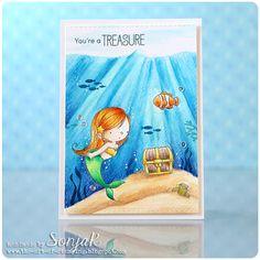 Stempeln, Karten, Art Journaling: Seht euch an, welche schönen Dinge man aus Papier zaubern kann.