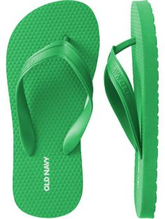 edec9c7728526 Old Navy flip flops - a summer staple of mine for years. They come in