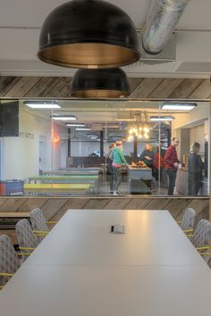 Colourful breakout area designed to encourage collaboration and socialising at work. Commercial Furniture, Commercial Interior Design, Commercial Interiors, Office Furniture Design, Workspace Design, Breakout Area, Cool Office, Contract Furniture, Collaboration