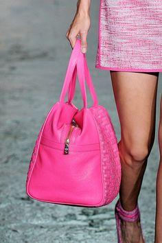 pink bag...yummy