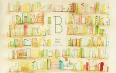 B for book/ by Cissy Hu