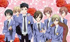 Ouran Highschool Host Club by Miraby on DeviantArt