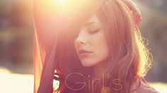 Girl's by Pedro Furtado, via Behance