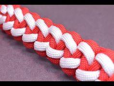 "Make the ""Venus Firetrap"" Paracord Survival Bracelet - BoredParacord! - YouTube"
