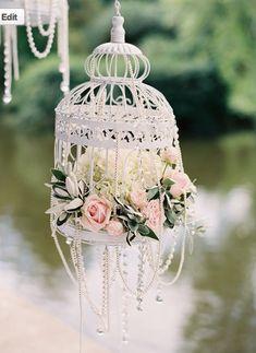 Sposata!: Pérolas na decoração de casamento