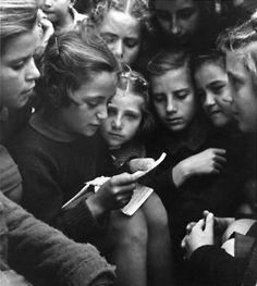 Grecia, 1948. David Seymour.