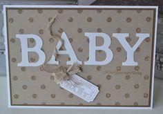 Sehr schöne Babykarte ;-)