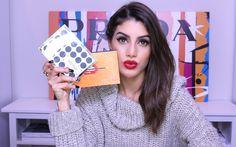 holiday palettes  camila coelho review