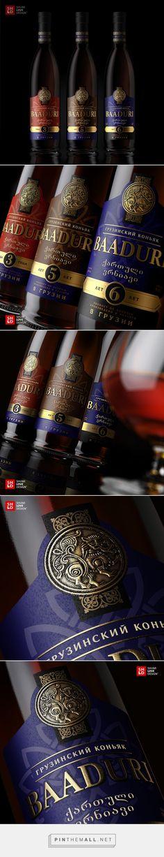 Baaduri wine - Packaging of the World - Creative Package Design Gallery - http://www.packagingoftheworld.com/2016/08/baaduri.html