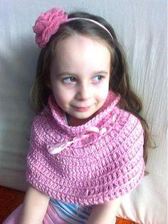 Detské pončo ... Little Princess by REJAdekor - SAShE.sk - Handmade Detské oblečenie