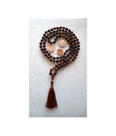 A personal favorite from my Etsy shop https://www.etsy.com/listing/214211959/108-agate-natural-hand-knotted-mala