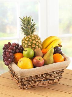 Fruit Basket - Get Well Flowers
