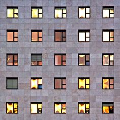 Self-Identity  (every window reflects the sun in it's own way)   by Maryam Arif