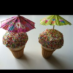 Cupcake icecream :-)