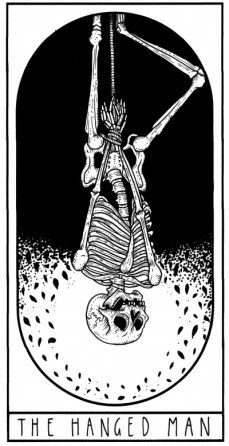 Visit the post for more. Famous Tattoo Artists, Chakra, Wiccan Decor, The Hanged Man, Skeleton Art, Tarot Card Meanings, Arte Horror, Witch Aesthetic, Skull And Bones
