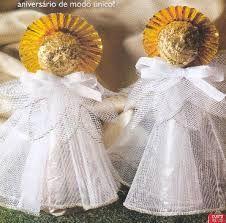 Image result for anjinhos de papel