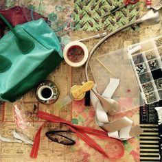 Curso de Marroquinería Online a Distancia Leather Bag Tutorial, Handbag Patterns, Leather Handbags, Madewell, Shopping Bag, Creations, Chanel, Mens Fashion, Tote Bag
