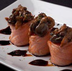 Sushi de Shimeji