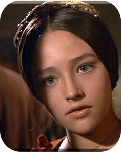 Franco Zeffirelli's Romeo and Juliet. 1968 Olivia Hussey is gorgeous then and many years later still must be...xxBellaDonnaxx THE ROMANTIC